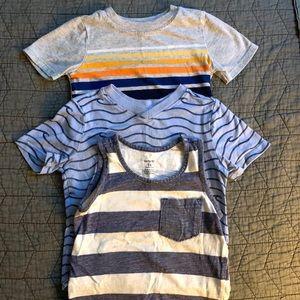 Three Toddler Tees T-Shirts